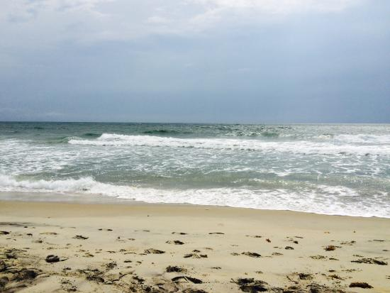 Cape Hatteras Bed and Breakfast: Nearby beach