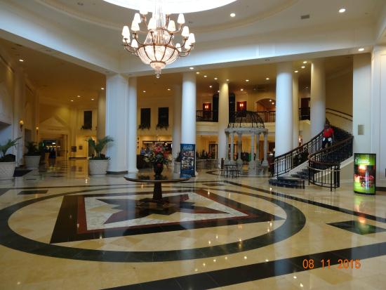 Dover Downs Hotel Lobby In The And