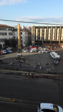 Fiorentino : вид из окна