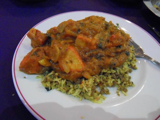 Taste of India: Chicken Tikka Bhuna