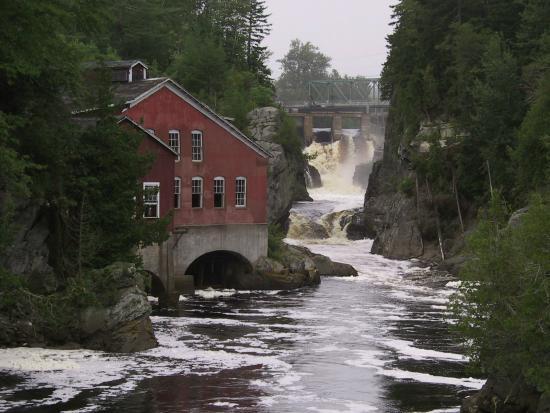 St. George Falls