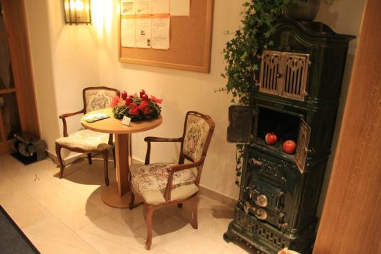 Hotel Fruhlingsgarten: Eingangsbereich