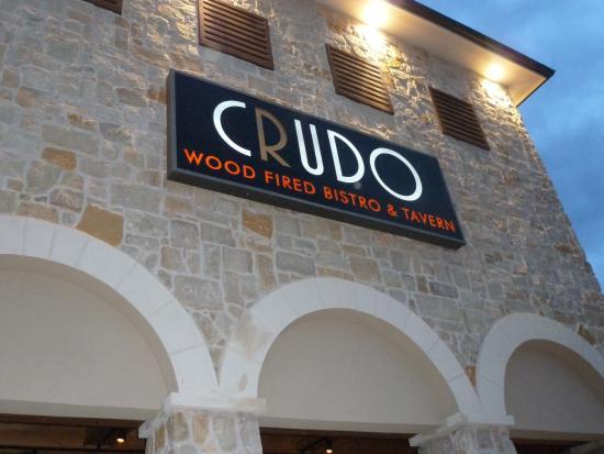 Crudo Italian Restaurant Nice And Cozy
