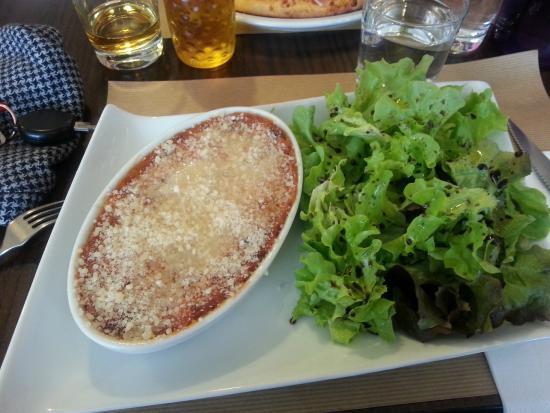 Origano : lasagne !!!