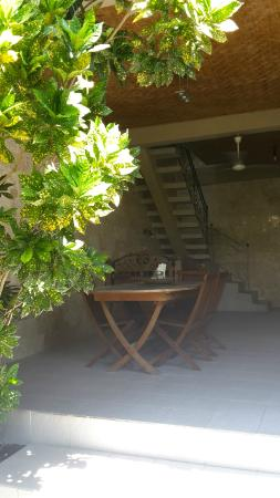 Guci Guesthouses: La veranda della casa