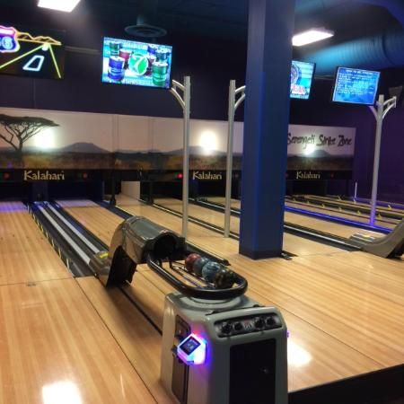 Pocono Manor, Пенсильвания: Bowling
