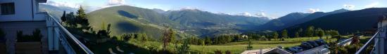 Maranza, إيطاليا: Panoramica a 180°