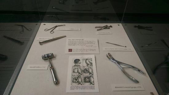 The Melnick Medical Museum