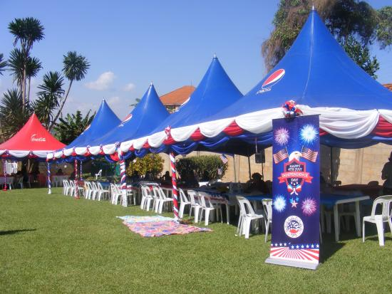 Makindye Country Club: 4th of July American Independence Day 2015