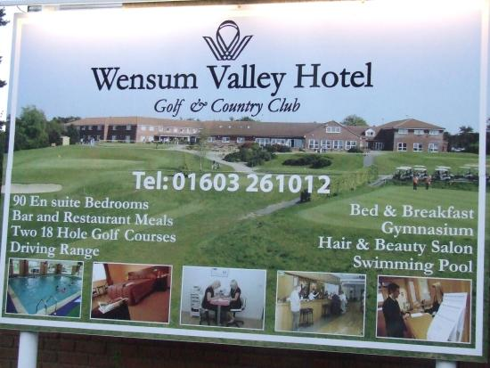 ‪Wensum Valley Golf‬