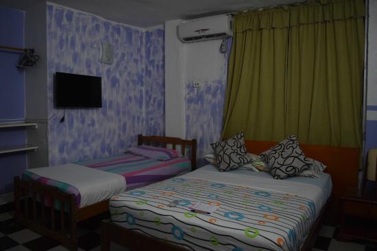 Hotel Pueblito Playa: Room