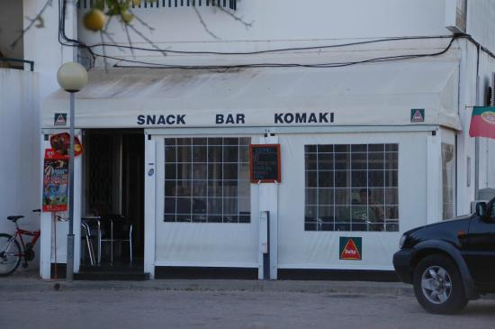 Snack-Bar Komaki