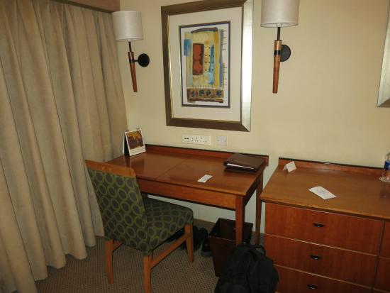 Taj Pamodzi Hotel : Room