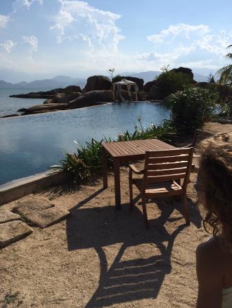 L'Alyana Villas Ninh Van Bay: Hotel view