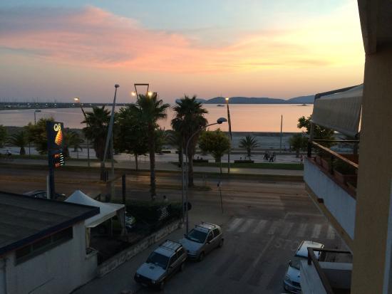 Hotel San Giuan: Balcony view