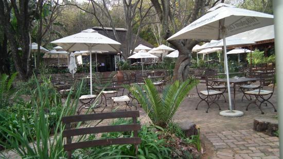 Pretoria National Botanical Garden: Restaurant