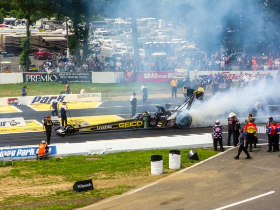 Englishtown, NJ: Burnout