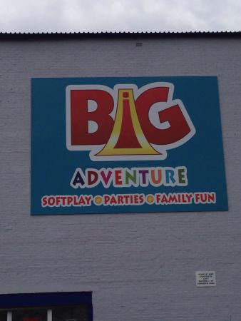 ‪The Big Adventure‬