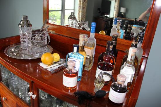 Mini bar - Picture of Soho Beach House, Miami Beach - TripAdvisor
