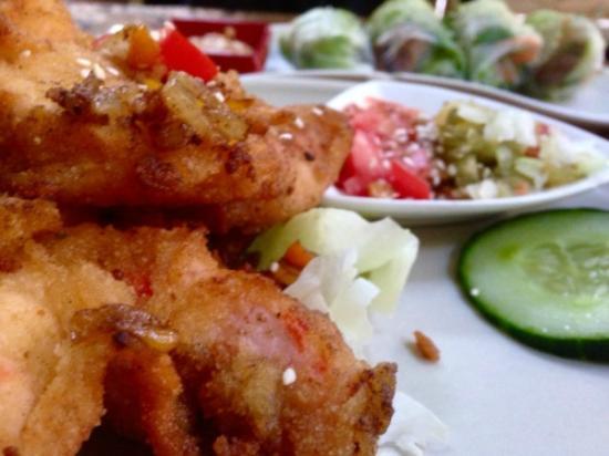Loving Hut: Vegan Fried Shrimp