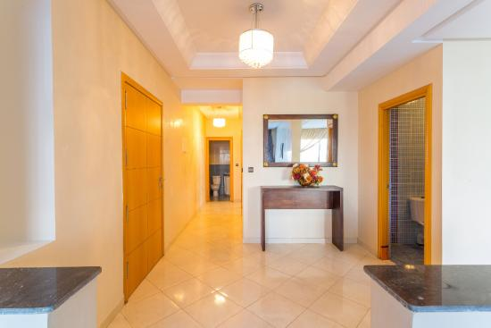 entree appartement - Picture of Residence Amwaj, Agadir - TripAdvisor