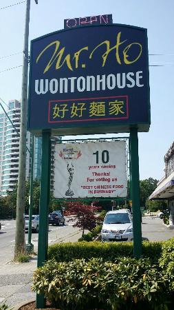Mr Ho Wonton House