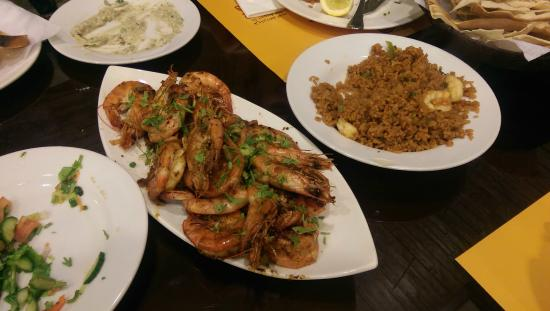 Al Qarmouty Seafood