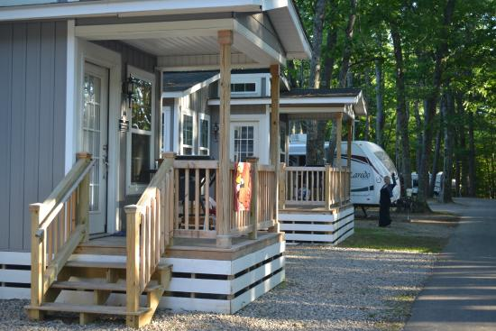 Wild Acres Rv Resort And Campground Chalet