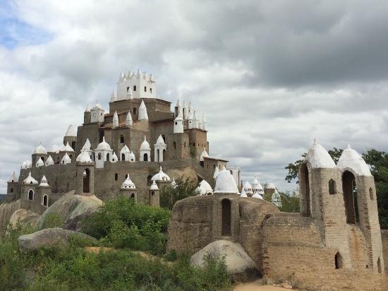 Sitio Novo, RN: Castelo de Zé dos Montes