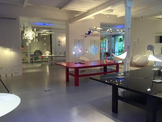 bild fr n ingo maurer showroom m nchen tripadvisor. Black Bedroom Furniture Sets. Home Design Ideas