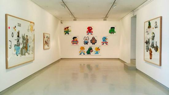 Miguel Bombarda Art Block