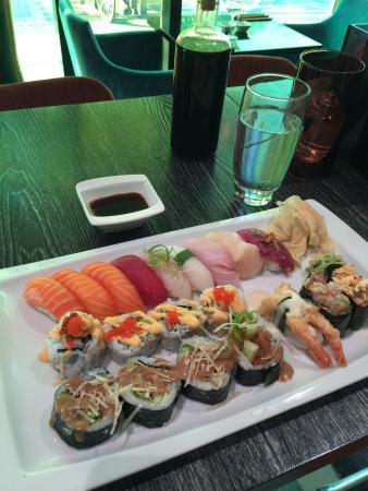Tintin Sushi