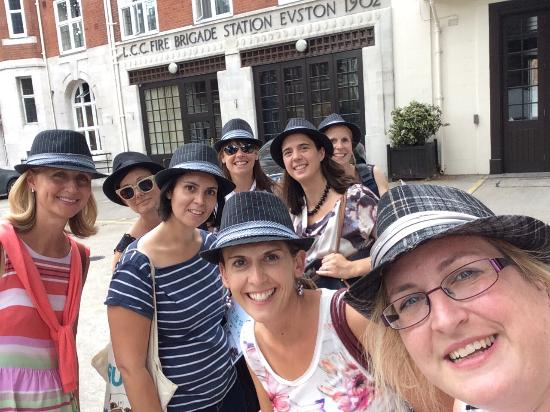 Agent November Hilarious Hen Night Day Activity