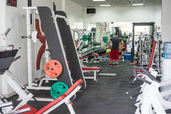 9f73e29aa7c79 First floor - Picture of Body Shape - Gym Thao Dien