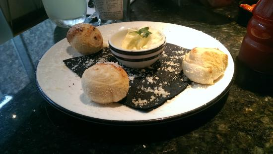 Some Of The Dough Balls Picture Of Pizza Express Kendal