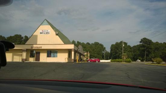 Econo Lodge Wade - Fayetteville North: hotel de ruta , para descansar y seguir viaje