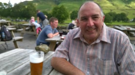 Sticklebarn: The pint after the walk before