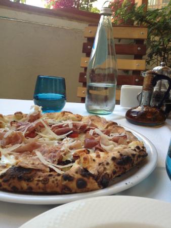 Restaurante Di Vino: Pizza