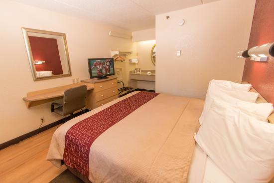 Red Roof Inn Hilton Head Island: Standard King