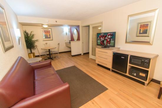 Red Roof Inn Hilton Head Island: Suite