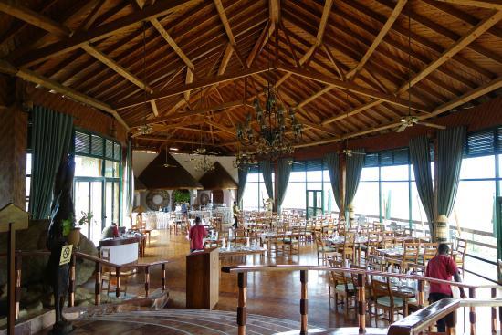 Tarangire Sopa Lodge: Dining Room