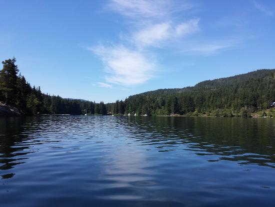 Whistler Eco Tours : Alta Lake