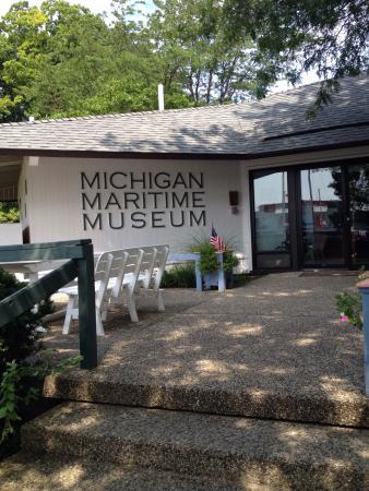 Michigan Maritime Museum: photo1.jpg