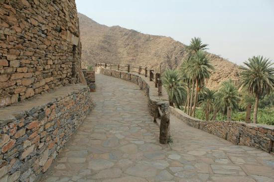 Al Bahah, Arábia Saudita: Dhee Ayn