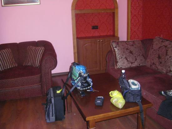 KievInn Apartment Complex: Наш номер