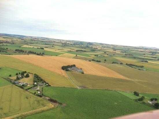 Virgin Balloon Flights - Fyvie: photo1.jpg