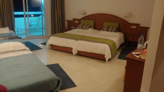 La chambre picture of eden village yadis hammamet for Mouradi hammamet 5 chambre