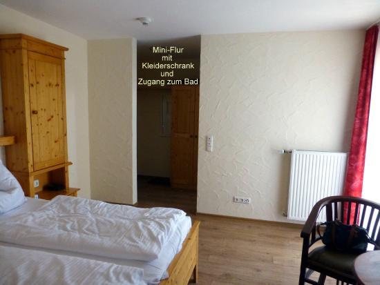Landgasthaus Beim Brauer: Zimmer Nr. 5