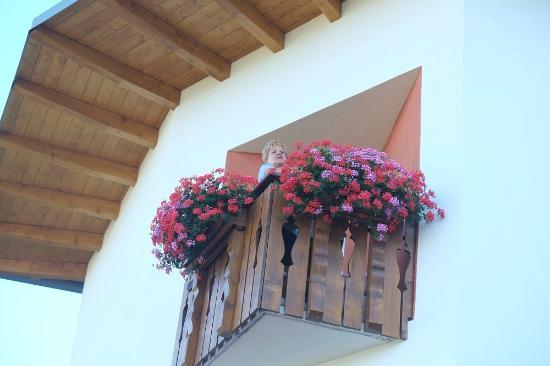 Hotel La Montanina : balcone hotel