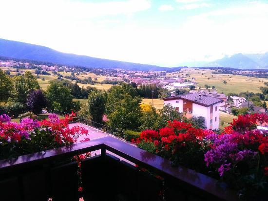 Hotel La Montanina : vista hotel